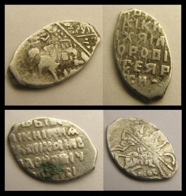 Монеты Смуты 3